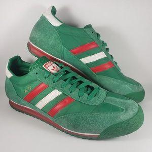 Adidas Vintage SL72 Marathon Trainers Men's Sz 12